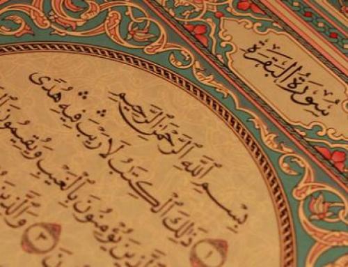 جهل به معنای قرآن (اعتراف به جهل)